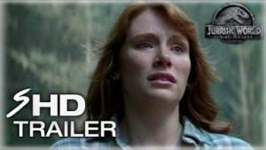 Video: Jurassic World 2: Fallen Kingdom (2018) First Look Trailer - Chris Pratt, Bryce Dallas Howard